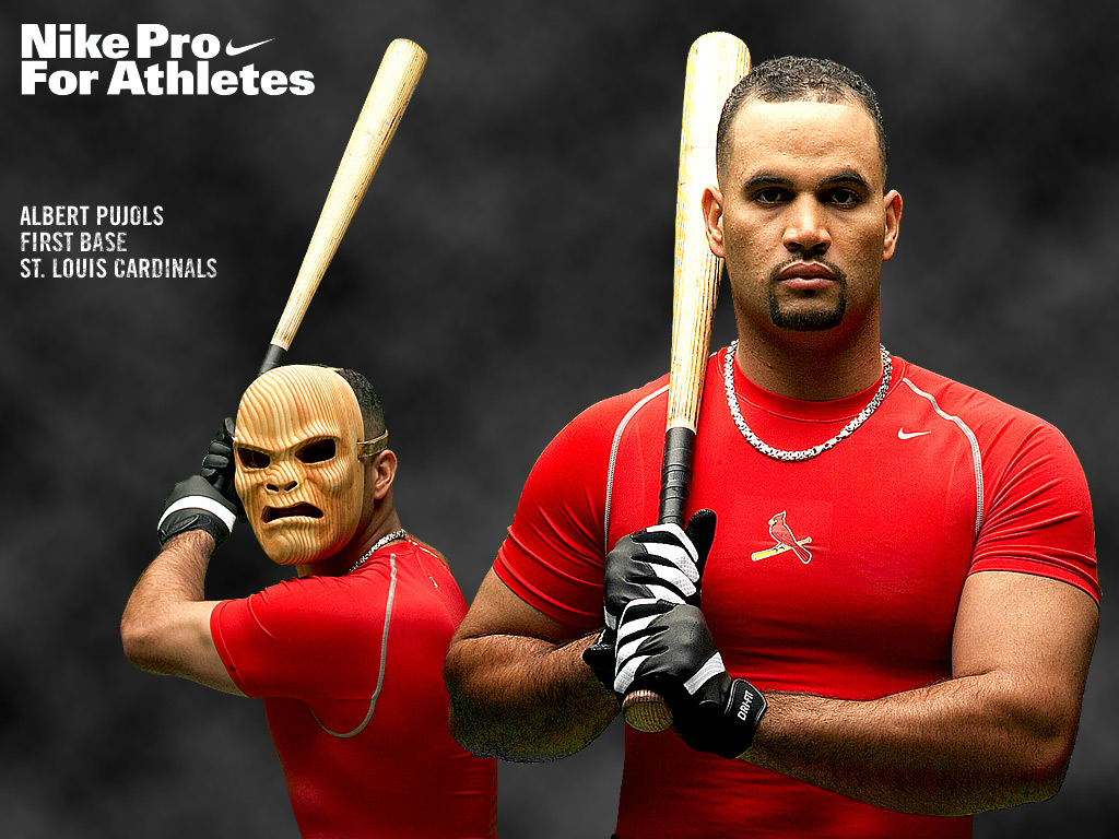 Albert PUJOLS Pictures, Wallpapers, Backgrounds